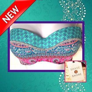 👙 Shade & Shore Bikini Top